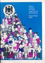 1983 MONOGRÀFIC FESTA MAJOR