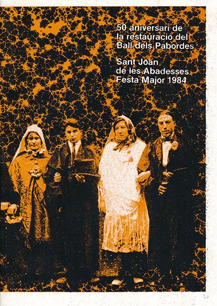 1984 MONOGRÀFIC FESTA MAJOR