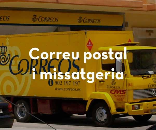 Correus i missatgers