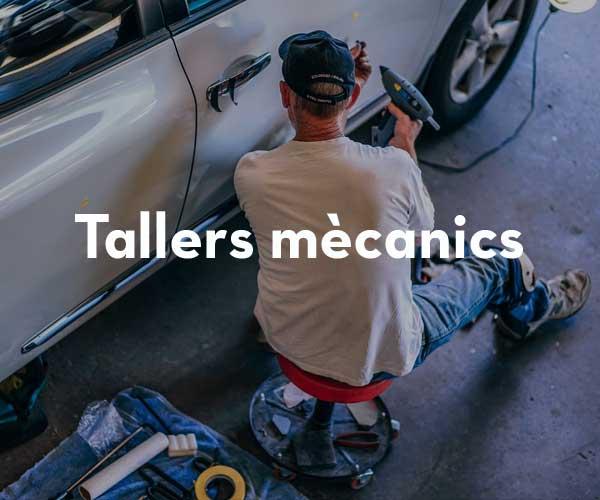 Tallers mecànics