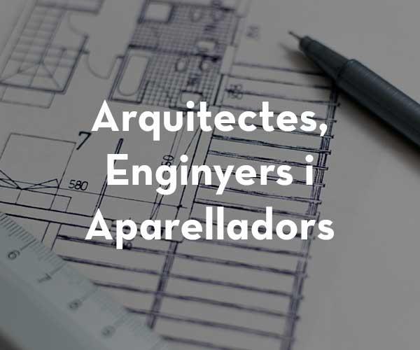 Arquitectes, Enginyers i Aparelladors