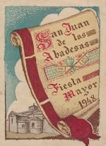 1948 PROGRAMA FESTA MAJOR