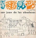 1966 PROGRAMA FESTA MAJOR
