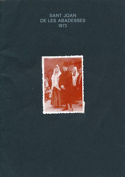 1973 MONOGRÀFIC FESTA MAJOR